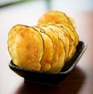 Easy Dorm Room Recipes: Microwave Potato Chips