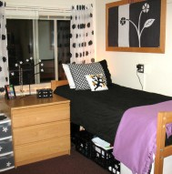 Dorm Room Ideas For Girls - Flower Power