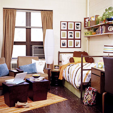 Dorm Room Interior Design - Dorm Room Ideas for Girls