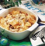 Microwave Ravioli Casserole - Dorm Room Cooking