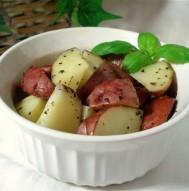 Food or Dorm Rooms - Easy Microwave Potatoes