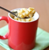 5 Minute Mug Macaroni and Cheese - Dorm Room Cookbook