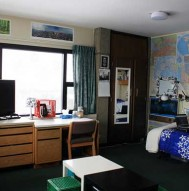 Small Space Tips: College Dorm Room Design